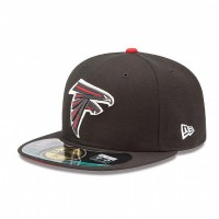 Casquette New Era 59FIFTY Fitted authentic on field NFL Atlanta Falcons - Touchdown shop