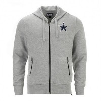 Sweat à capuche zippé New Era NFL Dallas Cowboys - Touchdown shop