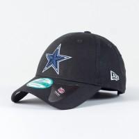 Casquette New Era 9FORTY Base Noire NFL Dallas Cowboys