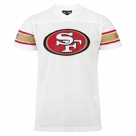 Jersey New Era supporter NFL San Francisco 49ers - Touchdown shop