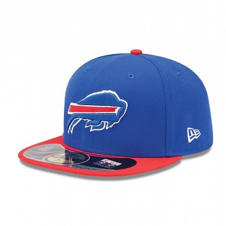 Casquette New Era 59FIFTY Fitted authentic on field NFL Buffalo Bills - Touchdown shop