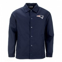Veste New Era team coach New England Patriots - Touchdown shop