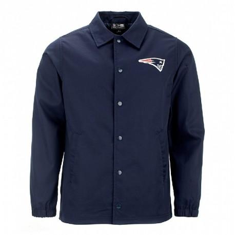 Veste New Era team coach New England Patriots - Touchdown shop