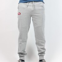 Pantalon de survêtement New Era NFL San Francisco 49ers