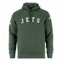 Sweat à capuche New Era vintage NFL New York Jets - Touchdown Shop