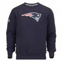 Sweat crew New Era team logo NFL New England Patriots - Touchdown shop