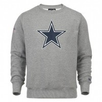 Sweat crew New Era team logo NFL Dallas Cowboys - Touchdown shop