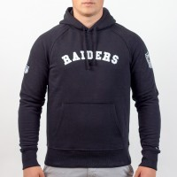 Sweat à capuche New Era vintage NFL Oakland Raiders - Touchdown shop