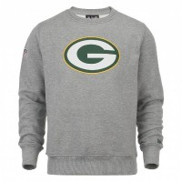 Sweat crew New Era team logo NFL Green Bay Packers - Touchdown shop