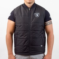 Veste New Era team logo NFL Oakland Raiders