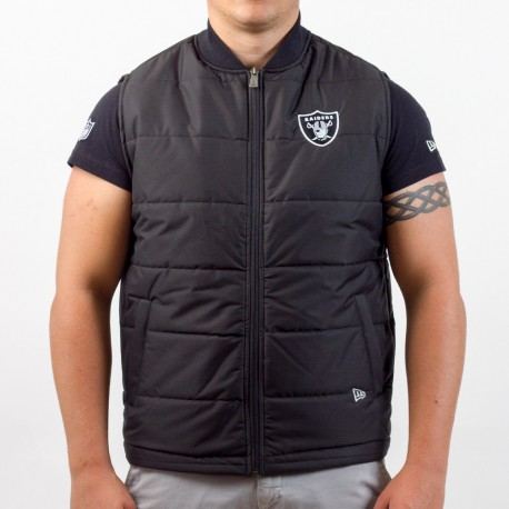Veste New Era team logo NFL Oakland Raiders - Touchdown shop