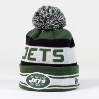 Bonnet New Era Team Jake NFL New York Jets - Touchdown Shop