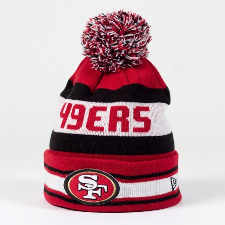 Bonnet New Era Team Jake NFL San Francisco 49ers - Touchdown Shop