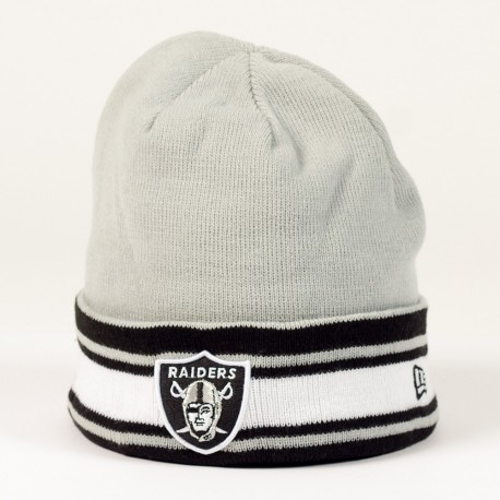 Bonnet New Era Team Block NFL Oakland Raiders - Touchdown Shop