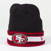 Bonnet New Era Team Block NFL San Francisco 49ers