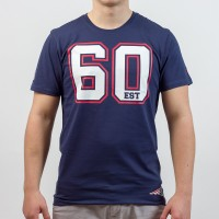 T-shirt New Era team number NFL New England Patriots