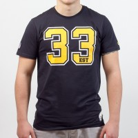 T-shirt New Era team number NFL Pittsburgh Steelers - Touchdown Shop