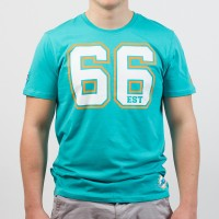 T-shirt New Era team number NFL Miami Dolphins - Touchdown Shop