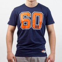 T-shirt New Era team number NFL Denver Broncos - Touchdown Shop