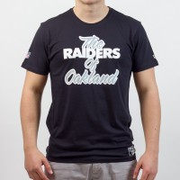 T-shirt New Era represent NFL Oakland Raiders