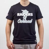 T-shirt New Era represent NFL Oakland Raiders