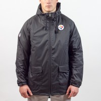 Parka New Era sideline Pittsburgh Steelers - Touchdown Shop