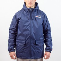 Parka New Era sideline New England Patriots