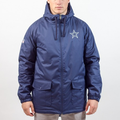 Parka New Era sideline Dallas Cowboys - Touchdown Shop