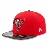 Casquette New Era 59FIFTY Fitted authentic on field NFL Tampa Bay Buccaneers