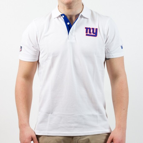 Polo New Era team logo NFL New York Giants - Touchdown Shop