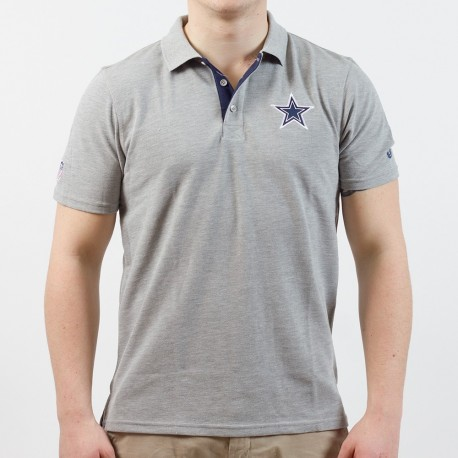 Polo New Era team logo NFL Dallas Cowboys - Touchdown Shop