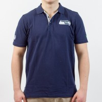 Polo New Era team logo NFL Seattle Seahawks - Touchdown Shop