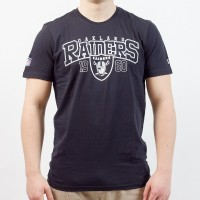 T-shirt New Era team arch NFL Oakland Raiders
