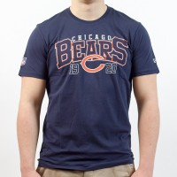 T-shirt New Era team arch NFL Chicago Bears