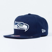 Casquette New Era 9FIFTY snapback Logo prime NFL Seattle Seahawks