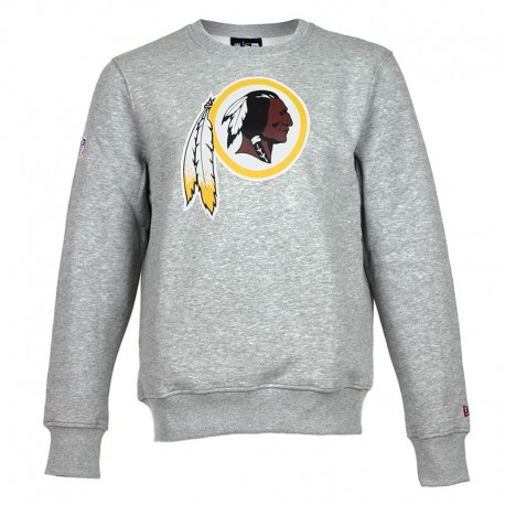 Sweat crew New Era team logo NFL Washington Redskins - Touchdown shop