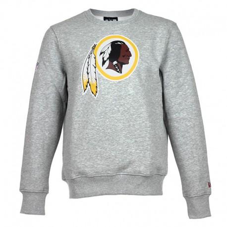 Sweat crew New Era team logo NFL Washington Redskins - Touchdown shop