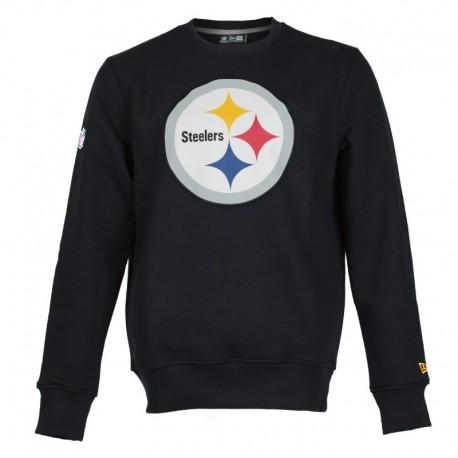 Sweat crew New Era team logo NFL Pittsburgh Steelers - Touchdown shop