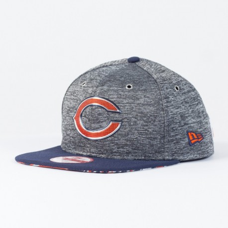 Casquette New Era 9FIFTY snapback Draft 2016 NFL Chicago Bears - Touchdown Shop