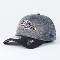 Casquette New Era 39THIRTY Draft 2016 NFL Baltimore Ravens