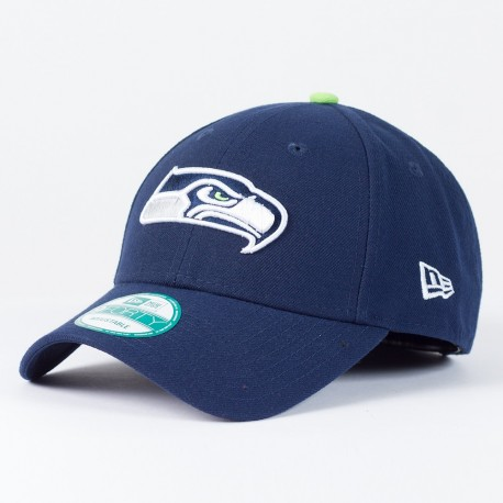 Casquette New Era 9FORTY the league NFL Seattle Seahawks - Touchdown Shop