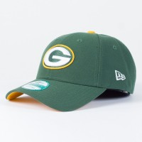 Casquette New Era 9FORTY the league NFL Green Bay Packers - Touchdown Shop
