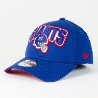 Casquette New Era 39THIRTY bighelm NFL New York Giants - Touchdown Shop