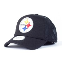 Casquette New Era 9FORTY Holiday Trucker NFL Pittsburgh Steelers - Touchdown shop