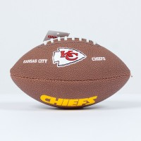 Mini ballon de Football Américain NFL Kansas City Chiefs