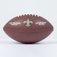 Ballon de Football Américain NFL New Orleans Saints