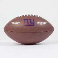 Ballon de Football Américain NFL New York Giants