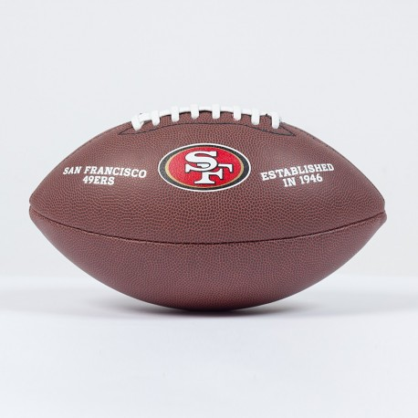 Ballon NFL San Francisco 49ers - Touchdown Shop
