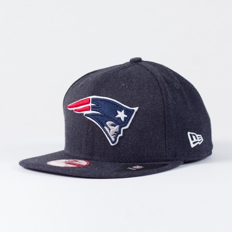 Casquette New Era 9FIFTY snapback tonal team Heather New England Patriots - Touchdown Shop