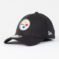 Casquette New Era 39THIRTY Sideline tech NFL Pittsburgh Steelers - Touchdown Shop
